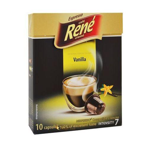 Rene Espresso Vanilla Nespresso 10 kapsułek
