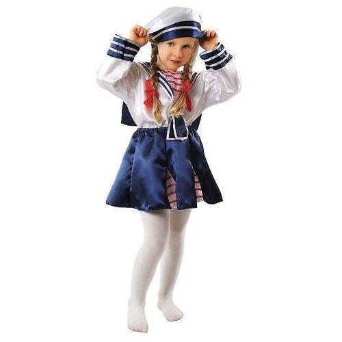Strój Pani Marynarz - przebrania dla dzieci, - 134/140 - produkt z kategorii- kostiumy dla dzieci