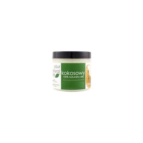 olej kokosowy rafinowany 400ml marki Your natural side