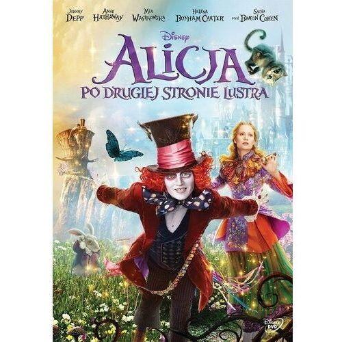 Alicja po drugiej stronie lustra (DVD) - James Bobin DARMOWA DOSTAWA KIOSK RUCHU (7321917505925)