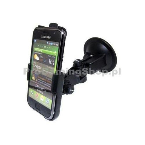 Haicom elastyczne ramię ssące kubek + szkło + uchwyt do telefonu Samsung S5360 Galaxy Y (kubek)
