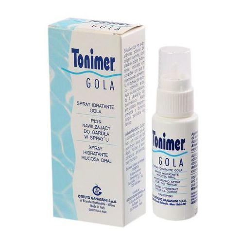 TONIMER płyn nawilżający do gardła w sprayu 15 ml - produkt farmaceutyczny