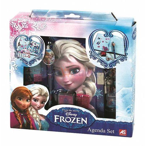 Frozen Pamiętnik na kłódkę z akcesoriami, produkt marki AS Company