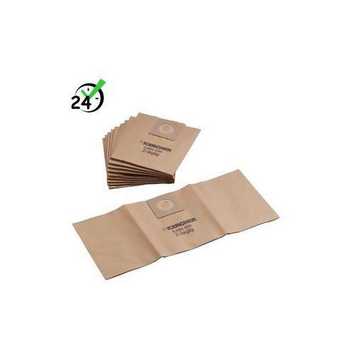 Worki papierowe (5szt) do nt 25/1 - nt 35/1, #sklep specjalistyczny #karta 0zł #pobranie 0zł #zwrot 30dni #raty 0% #gwarancja d2d #leasing #wejdź i kup najtaniej marki Karcher