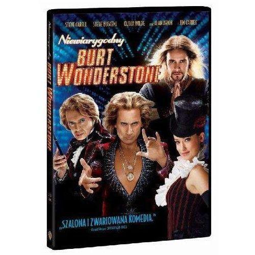 Niewiarygodny burt wonderstone (płyta dvd) marki Galapagos films