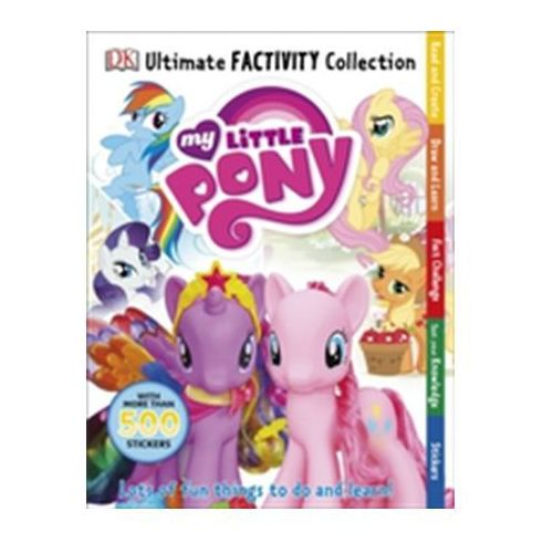 My Little Pony Ultimate Factivity Collection (9780241232491)
