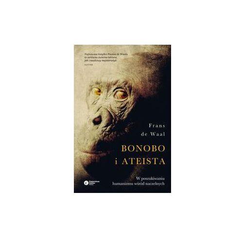 De waal frans Bonobo i ateista. darmowy odbiór w niemal 100 księgarniach!