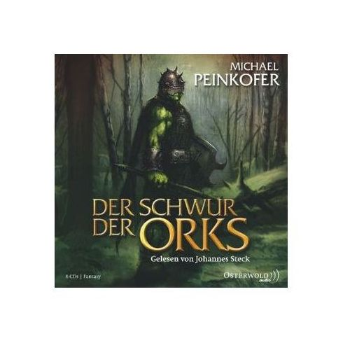 Der Schwur der Orks, 8 Audio-CDs, Audiobook