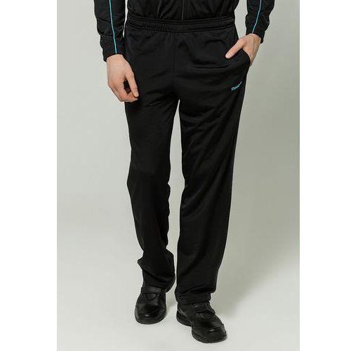 Reebok Dres black/neon blue - produkt z kategorii- dresy męskie komplety