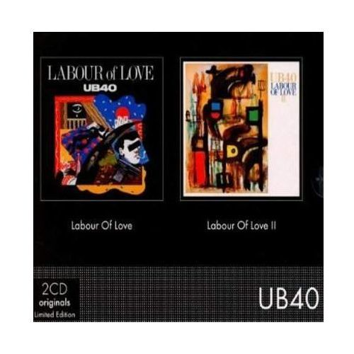 Universal music Labour of love i + labour of love ii - ub 40