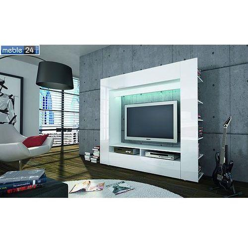 ART 185/162 cm Meblościanka RTV LOLY wysoki połysk rożne kolory ze sklepu meble24.co