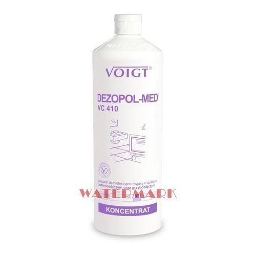 Voigt dezopol-med vc410 płyn dezynfekujący