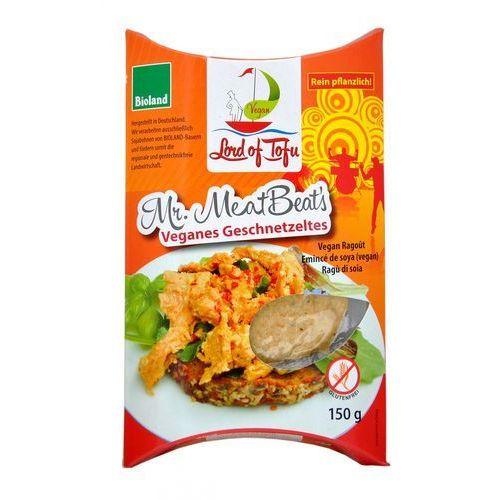 Lord of tofu (produkty wegańskie) Gulasz wegański bezglutenowy bio 150 g - lord of tofu