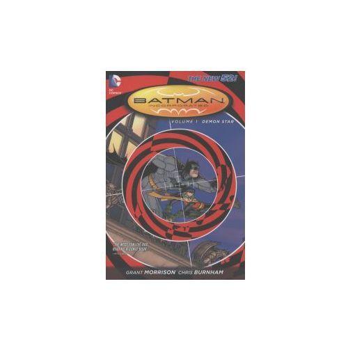 Batman Incorporated Volume 1: Demon Star HC (The New 52) (9781401238889)