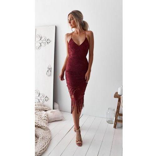 Sukienka Khaleesi Red M, 1 rozmiar