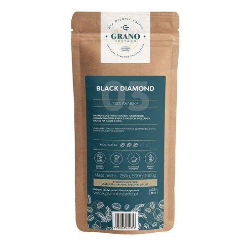 Kawa ziarnista Grano Tostado BLACK DIAMOND 500g- natychmiastowa wysyłka, ponad 4000 punktów odbioru! (5908233610254)