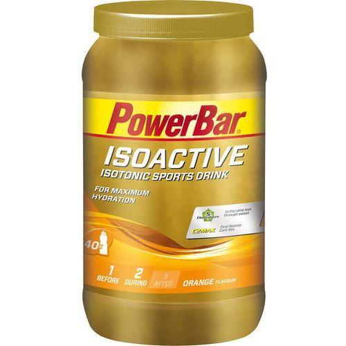 PowerBar Isoactive Żywność dla sportowców Orange 1320g beżowy/pomarańczowy 2018 Suplementy (4029679671904)