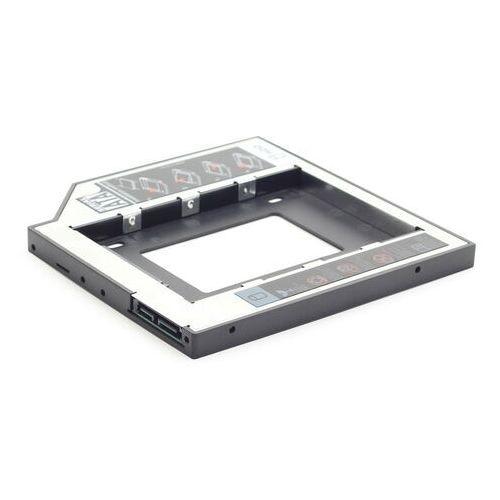 Adapter HDD ramka 5,25'' na 2,5'' Slim 12mm