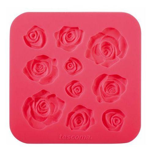 Forma do ozdób z lukru plastycznego róże Delicia Deco Tescoma ODBIERZ RABAT 5% NA PIERWSZE ZAKUPY