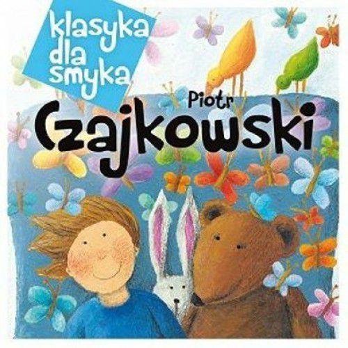 Empik.com Różni wykonawcy - klasyka dla smyka: czajkowski (digipack)