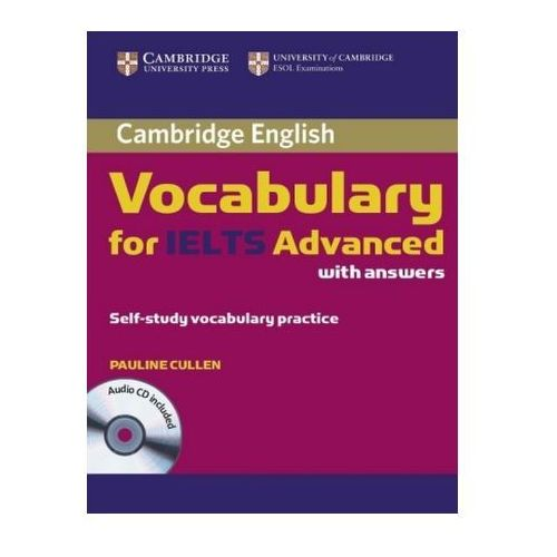 Cambridge Vocabulary for IELTS Advanced (with answers), w. Audio-CD