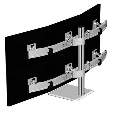 Uchwyt na 6 monitorów, stojakowy marki B2b partner