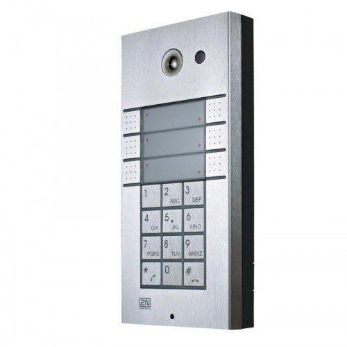 2n Helios domofon do centrali telefonicznej 6p. + klawiatura-