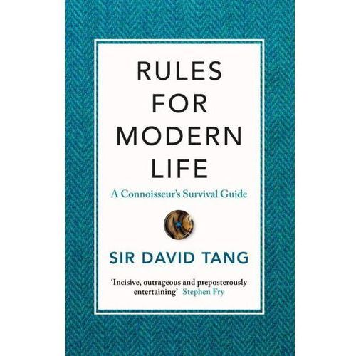 Rules for Modern Life - Tang Sir David, oprawa twarda
