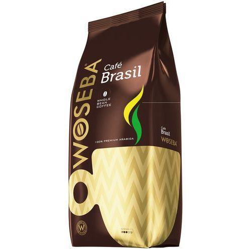 Kawa ziarnista WOSEBA Cafe Brasil 1kg + Zamów z DOSTAWĄ W PONIEDZIAŁEK!