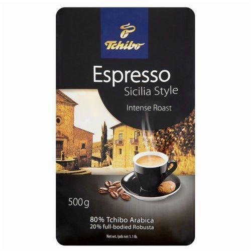 Kawa ziarnista Tchibo Sicilia Style 500g 500 g