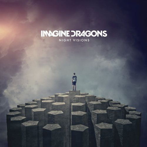 Universal music polska Imagine dragons - night visions (polska cena) (cd)