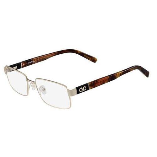 Okulary korekcyjne sf 2152 751 marki Salvatore ferragamo
