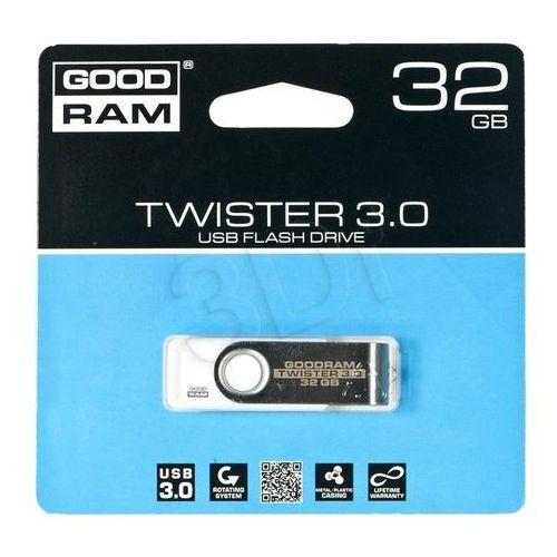 TWISTER WHITE 32GB USB3.0, kup u jednego z partnerów
