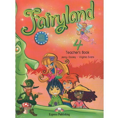 Fairyland 4 Teacher's Book (9781848628250)