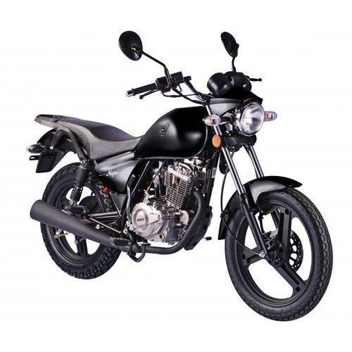 Motocykl ZIPP TOROS ZT125-3A Negro 125 Czarny (2015) od Media Expert