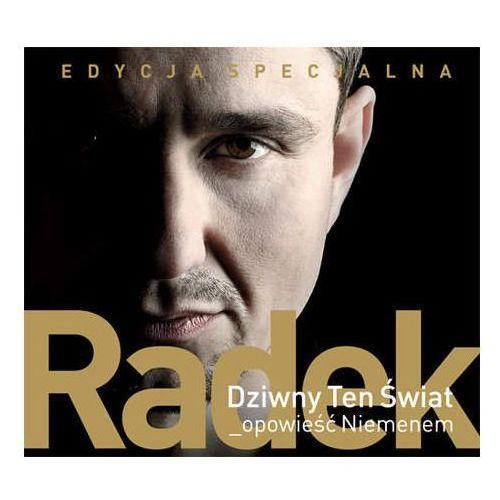 Universal music Dziwny ten świat-opowieść niemenem - janusz radek (płyta cd)