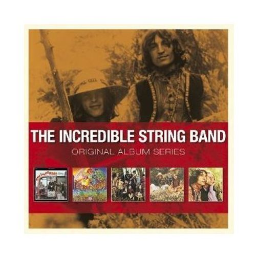 Warner music / rhino Original album series - the incredible string band (płyta cd)