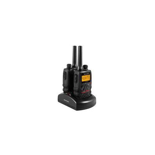 Radiotelefon przenośny zestaw 2szt SMR 600 SENCOR, 5110