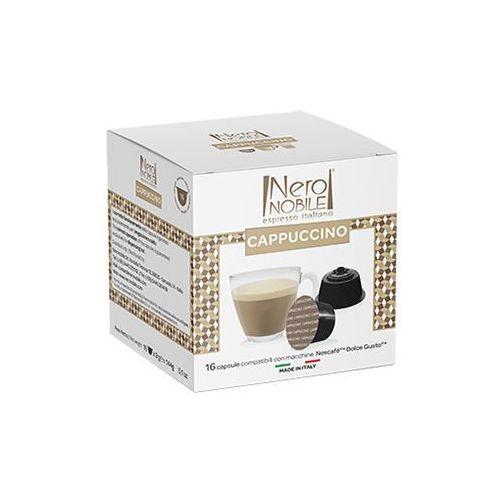 Nero nobile Kapsułki do nescafe dolce gusto* cappucino 16 kapsułek - do 12% rabatu przy większych zakupach oraz darmowa dostawa