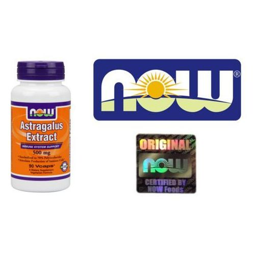 Now foods, usa Now foods astragalus extract standaryzowany 90 kaps.