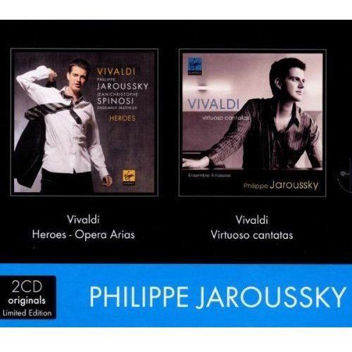 Heroes/Virtuoso Cantatas (5099964692326)