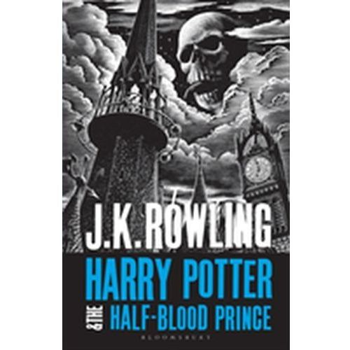 Harry Potter and the Half-Blood Prince (9781408894767)