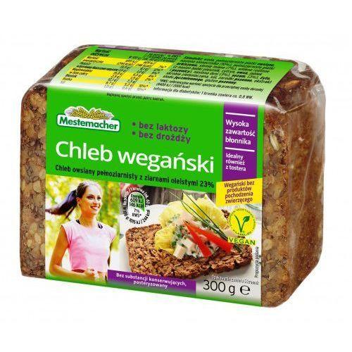 Mestermacher Chleb wegański owsiany pelnoziarnisty 300 g (5900585001506)