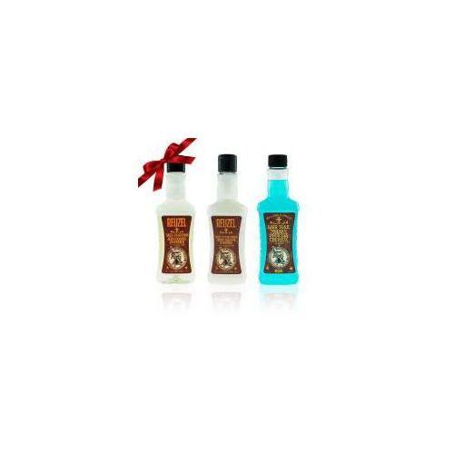 Prezent: - szampon + odżywka + tonik utrwalający marki Reuzel
