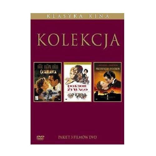 Złoty wiek kina. pakiet największe romanse wszech czasów (5xdvd) - michael curtiz, victor fleming, david lean marki Galapagos films