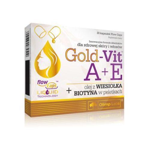 Kapsułki Olimp Gold-Vit A+E olej z wiesiołka + biotyna 30 kaps.