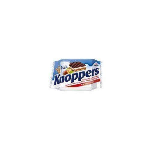 Wafelek mleczno-orzechowy knoppers 25 g marki Storck