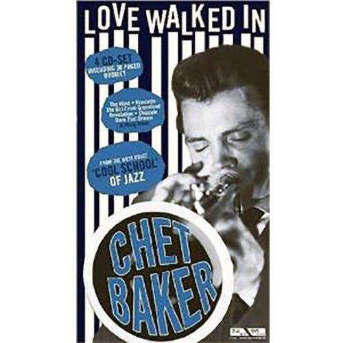 Membran Chet baker - love walked in (4 cd) (4011222236104)