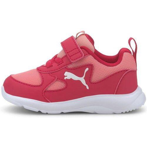 Puma buty dziewczęce Fun Racer AC PS 19297204, 24 różowe, 19297204