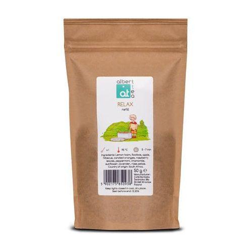 relax - uzupełnienie marki Albert tea